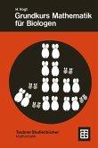 Grundkurs Mathematik für Biologen (eBook, PDF)
