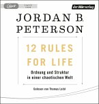 12 Rules For Life, 2 MP3-CD