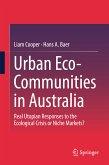 Urban Eco-Communities in Australia (eBook, PDF)