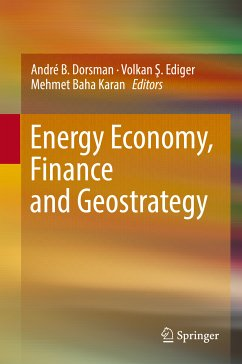 Energy Economy, Finance and Geostrategy (eBook, PDF)