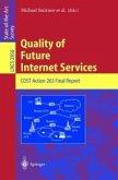 Quality of Future Internet Services (eBook, PDF)