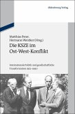 Die KSZE im Ost-West-Konflikt (eBook, PDF)