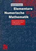 Elementare Numerische Mathematik (eBook, PDF)