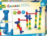 LENA® 65289 - Cascade Kugelbahn Curve