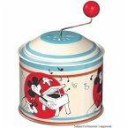 Bolz 52766 - Disney, Mickey Mouse, Musikdrehdose, 7,5 cm Ø