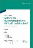Systeme der Regelungstechnik mit MATLAB und Simulink (eBook, PDF)