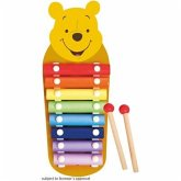 Bolz 52950 - Disney, Winnie the Pooh, Xylophon, Glockenspiel