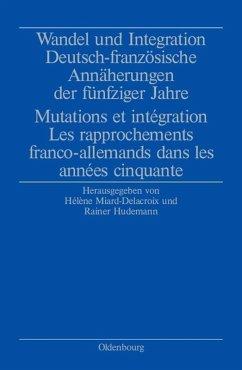 Wandel und Integration (eBook, PDF)