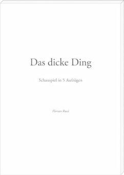 Das dicke Ding (Mängelexemplar) - Russi, Florina