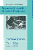 Employment Impacts of Cleaner Production (eBook, PDF)