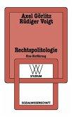 Rechtspolitologie (eBook, PDF)