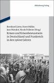 Krisen und Krisenbewusstsein in Deutschland und Frankreich in den 1960er Jahren (eBook, PDF)