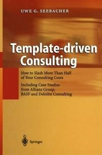 Template-driven Consulting (eBook, PDF)