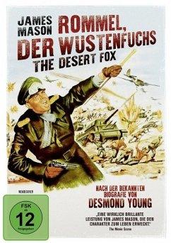 Rommel - Der Wüstenfuchs - Mason,James/Hardwicke,Cedric/Tandy,Jessica/+