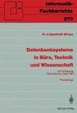 Datenbanksysteme in Büro, Technik und Wissenschaft (eBook, PDF)