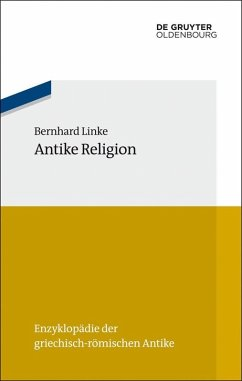 Antike Religion (eBook, PDF) - Linke, Bernhard