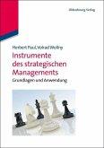 Instrumente des strategischen Managements (eBook, PDF)