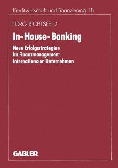 In-House-Banking (eBook, PDF) - Richtsfeld, Jörg