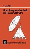 Hochfrequenztechnik in Funk und Radar (eBook, PDF)