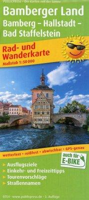 Bamberger Land, Bamberg - Hallstadtt - Bad Staffelstein