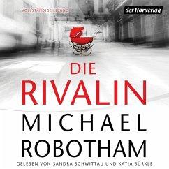 Die Rivalin (MP3-Download) - Robotham, Michael