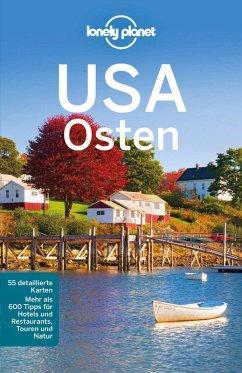 Lonely Planet Reiseführer USA Osten (eBook, PDF) - Zimmermann, Karla