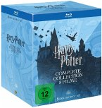 Harry Potter Complete Collection - 8 Filme (8 Discs)