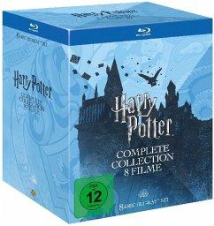 Harry Potter - Complete Collection BLU-RAY Box - Daniel Radcliffe,Rupert Grint,Emma Watson