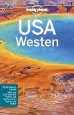 Lonely Planet Reiseführer USA Westen (eBook, PDF)