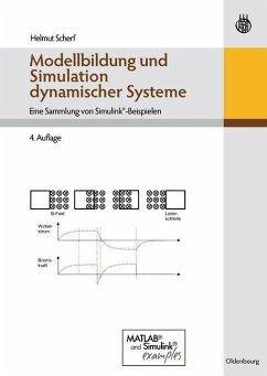 Modellbildung und Simulation dynamischer Systeme (eBook, PDF) - Scherf, Helmut