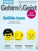 Gehirn&Geist 8/2018 Gefühle lesen (eBook, PDF)