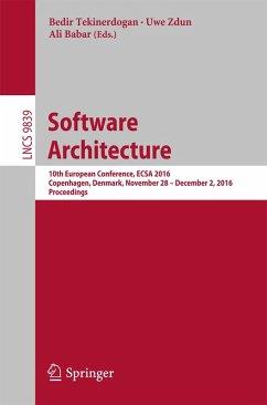 Software Architecture (eBook, PDF)