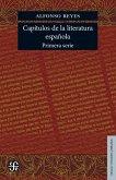 Capi´tulos de literatura española (eBook, ePUB)