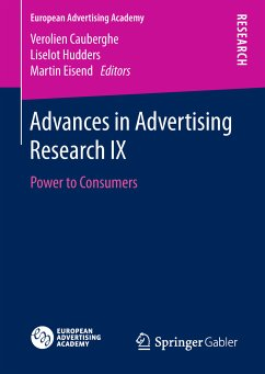 Advances in Advertising Research IX (eBook, PDF)