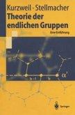 Theorie der endlichen Gruppen (eBook, PDF)