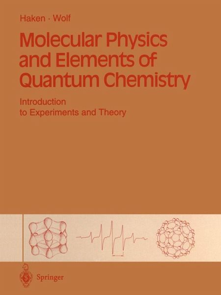Molecular Physics and Elements of Quantum Chemistry (eBook, PDF)