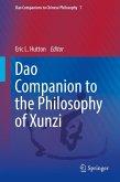 Dao Companion to the Philosophy of Xunzi (eBook, PDF)
