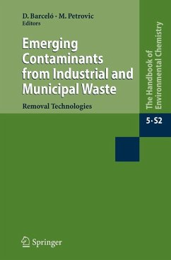 Emerging Contaminants from Industrial and Municipal Waste (eBook, PDF)