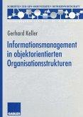 Informationsmanagement in objektorientierten Organisationsstrukturen (eBook, PDF)