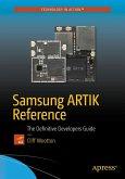 Samsung ARTIK Reference (eBook, PDF)