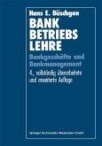 Bankbetriebslehre (eBook, PDF)