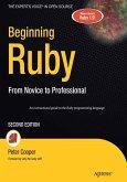 Beginning Ruby (eBook, PDF)