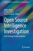 Open Source Intelligence Investigation (eBook, PDF)