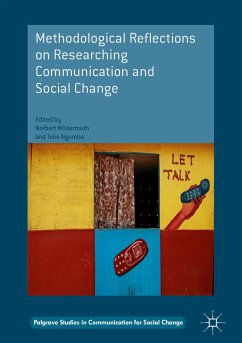 Methodological Reflections on Researching Communication and Social Change (eBook, PDF)
