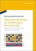 Klausurvorbereitung zur Einführung in die Informatik (eBook, PDF)