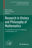 Research in History and Philosophy of Mathematics (eBook, PDF)