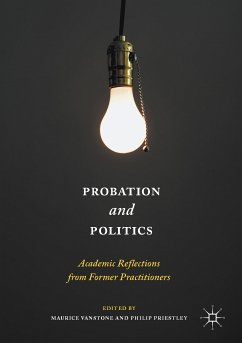 Probation and Politics (eBook, PDF)