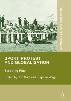 Sport, Protest and Globalisation (eBook, PDF)