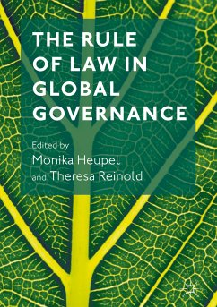 The Rule of Law in Global Governance (eBook, PDF)