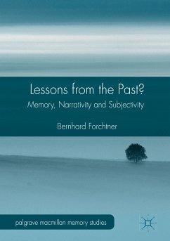 Lessons from the Past? (eBook, PDF)